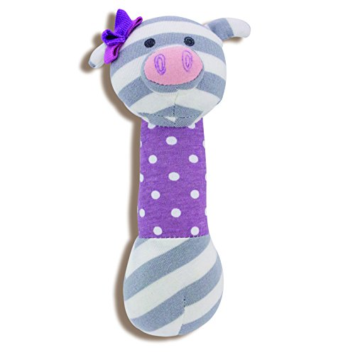 Organic Farm Buddies, Penny the Piggy Squeaky Toy