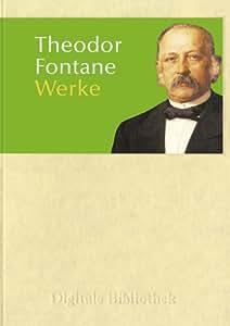 Theodor Fontane - Werke (PC+MAC)