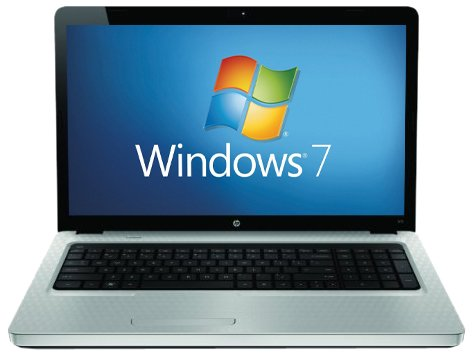 HP G72-B15SA 17.3 inch Notebook