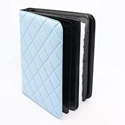NodArtisan Diamond Style Mini Book Album For Fujifilm Instax Mini Film--Blue