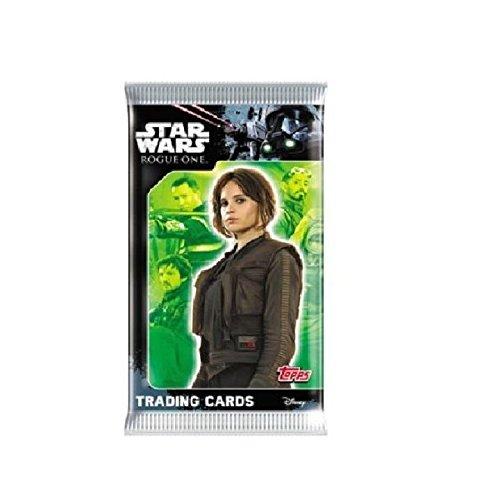 Topps Star Wars Rogue One Trading Card Game Bundle - 25 Packs Livré (expédiés à partir du Royaume-Uni)