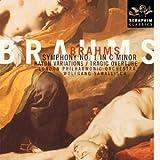 Brahms: Symphony No. 1; Haydn Variationsby Johannes Brahms
