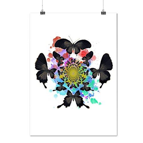 papillon-la-nature-terre-beaute-matte-glace-affiche-a2-60cm-x-42cm-wellcoda