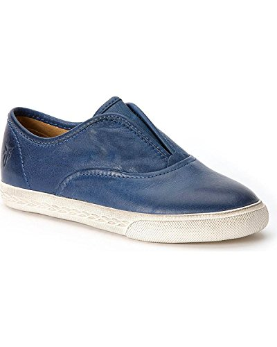 Frye Boys' Chambers Slip-On Shoes Blue US