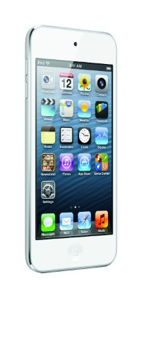 Apple iPod touch 16GB Chalk-white & Silver (5th Generation) NEWEST MODEL