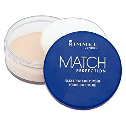 Rimmel London Match Perfection Loose Powder (Transparent) - 10gm