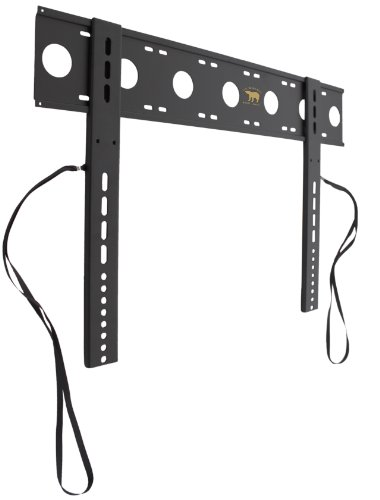 "Us Brown Bear Lm1-50S-Blk Medium Ultra Low Profile Led Tv Mount For 32"" To 50"" Displays (Black)"