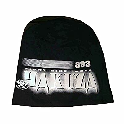 Yakuza Beanie unisex mit Print Yakuza Eight Nine Three 893 YB 550 schwarz One Size