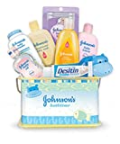 Johnsons Bathtime Essentials Gift Set