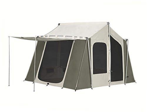 Kodiak canvas 12 9 canvas cabin tent tan one size for Cheap wall tents for sale