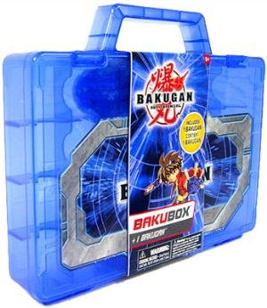 Bakugan Carry Case - Blue