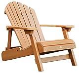 Highwood AD-CHL1-TFE Folding und Zurücklehnen Erwachsene Adirondack Chair