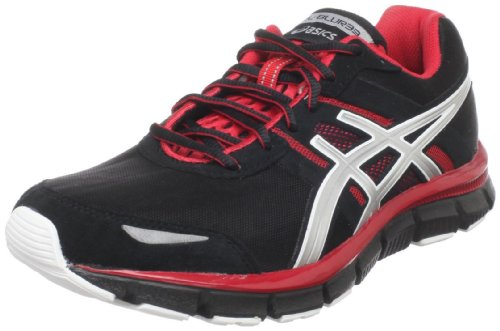 ASICS ASICS Men's Gel-Blur33 Running Shoe,Black/Lightning/Flame,10 M US