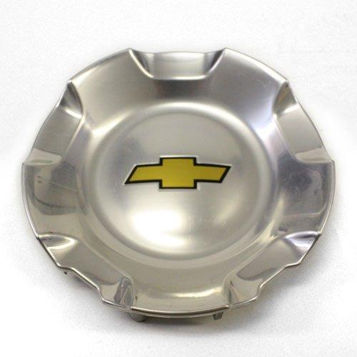 Chevy 20 Silverado Wheel Center Cap Polished Factory Oem # 5308 #9595152
