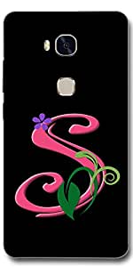 DigiPrints High Quality Printed Designer Soft Silicon Case Cover For Honor 5X