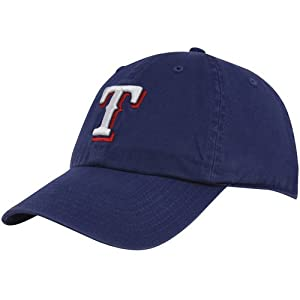 Texas Rangers Clean Up Adjustable Cap