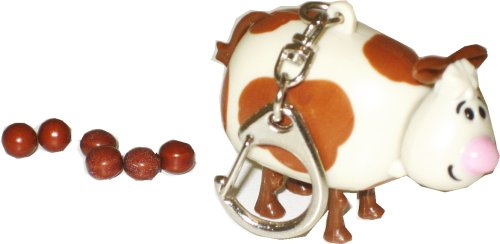 Oops - A - Daisy Super Pocket Pooper Keychain (Gourmet,Candy Crate,)