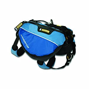 Ruffwear Approach Pack Glacial Blue, XX-Small