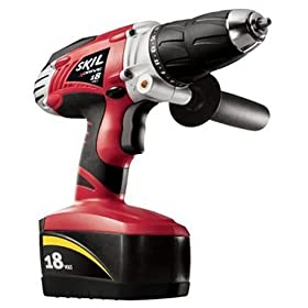 Skil 2887-05 18-Volt 2-Speed 3/8-Inch Drill/Driver Kit