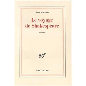 Le Voyage de Shakespeare