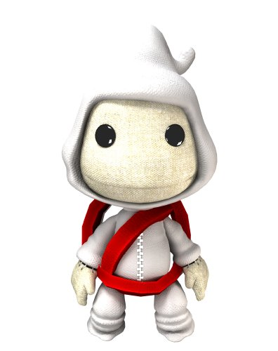 LittleBigPlanet: Ghostbusters Logo Costume [Online Game Code - Game Add-on]
