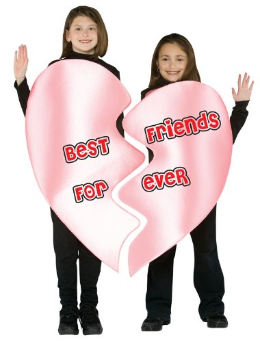 Girls Best Friends Forever Costume