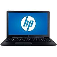 HP 15z HD Laptop with AMD Core E2-9000e / 4GB / 500GB / Win 10 (Jet black)