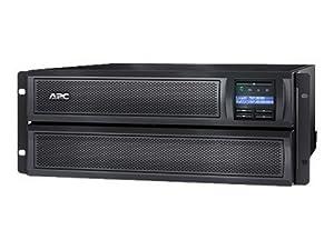 APC Smart-UPS X 3000 Rack/Tower LCD - UPS - 2700 Watt - 3000 VA - with APC UPS Network Management Card AP9631