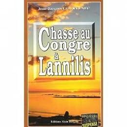 Chasse au congre à Lannilis