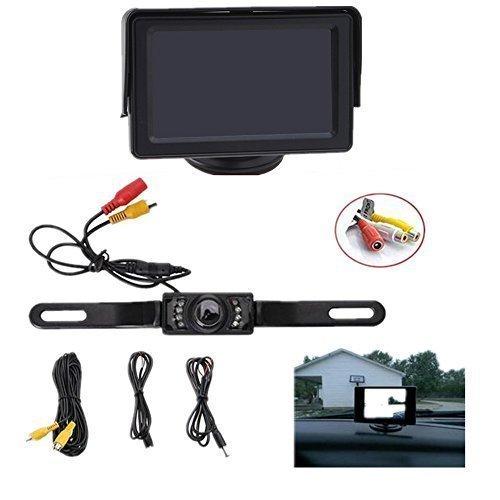 brainytrade backup camera and monitor kit , agptek ... koolertron backup camera wiring diagram gmc sierra backup camera wiring diagram
