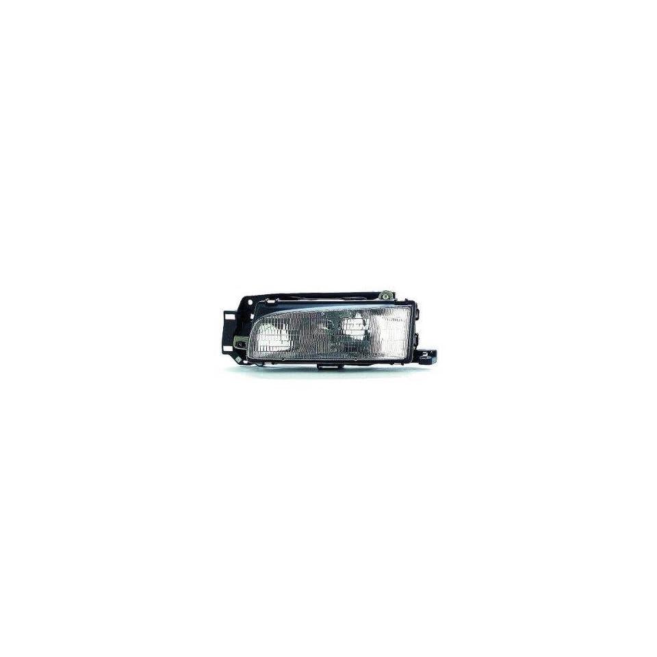 DRIVER SIDE HEADLIGHT Mazda 323, Mazda Protege HEAD LIGHT ASSEMBLY;; HATCHBACK/SEDAN [FROM 7/93]