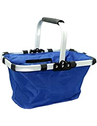 Flying Bird Folding Shopping Picnic Basket Storage Bag (FB-FB)