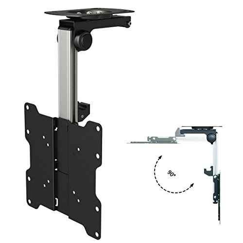 InstallerParts Folding Ceiling TV Mount 17 - 37