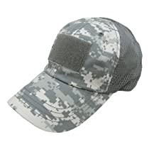 Condor Mesh Tactical Cap (Acu, One Size Fits All)