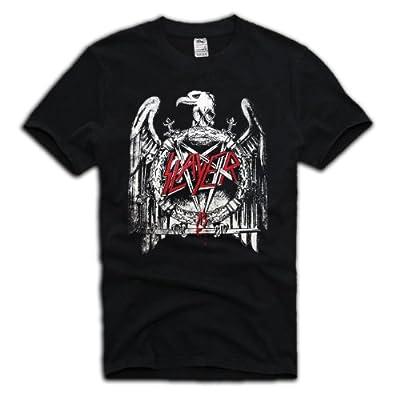 Slayer - criminally insane / rein in blood-Tour