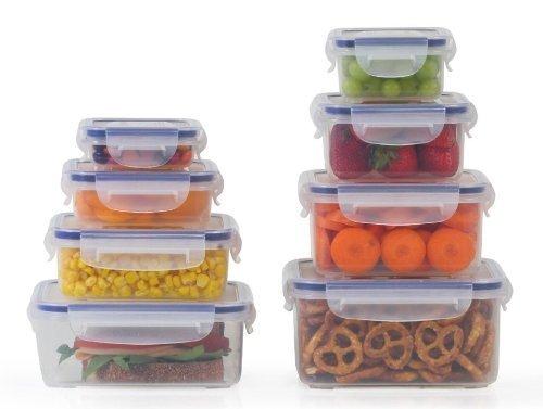 Little Big Box 8 Plastic Container Set