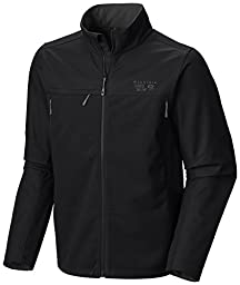 Mountain Hardwear Peak Tech Jacket - Men\'s Black Small