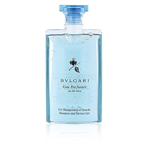 Bulgari Eau Parfumee Au The Blue Shampoo e Gel Doccia Profumato 200 ml