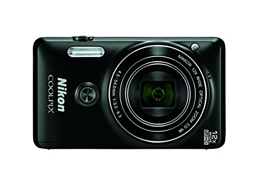 Nikon Coolpix S6800 Black