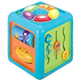 Winfun Side To Side discovery Cube, Baby & Kids Zone