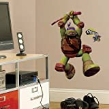 (18x40) Teenage Mutant Ninja Turtles Don Peel & Stick Giant Wall Decals