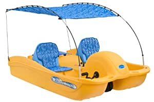 Future Beach Pedal Boat