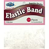 Dream Rubber Band Clear 275's (Pack of 24)