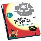 Mudpuppy Pirate Adventures! Shadow Puppets