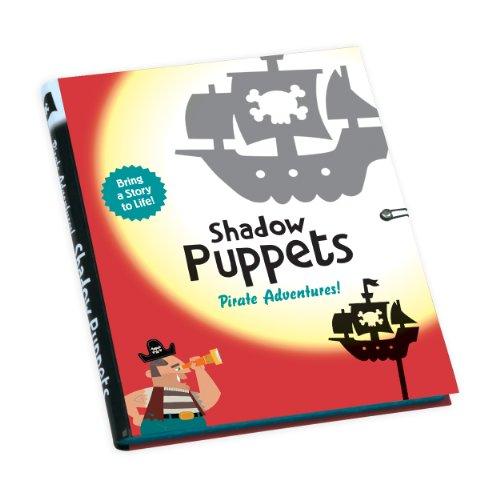 Mudpuppy - Marionetas sombras piratas (MPMS39651)