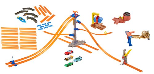 56%  Off   @ Amazon.com -  Hot Wheels Track Builder System Playset
