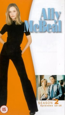 Ally McBeal - Season 2 Box 2 [VHS] [1998]