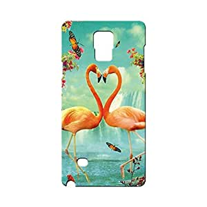 BLUEDIO Designer Printed Back case cover for Samsung Galaxy Note 4 - G4697