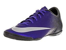 Nike Men\'s Mercurial Victory V Cr Ic Dp Ryl Bl/Mtllc Slvr/Rcr Bl/Bl Indoor Soccer Shoe 8.5 Men US