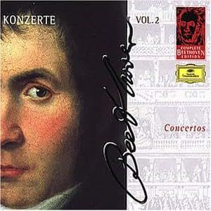Beethoven-Edition Vol.2/Konzerte